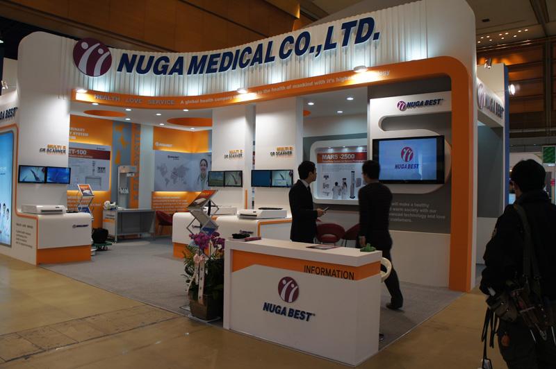 KIMES 2012 NUGA MEDICAL