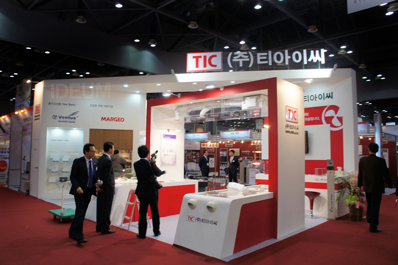 Kyungyang housing FAIR 2011 TIC