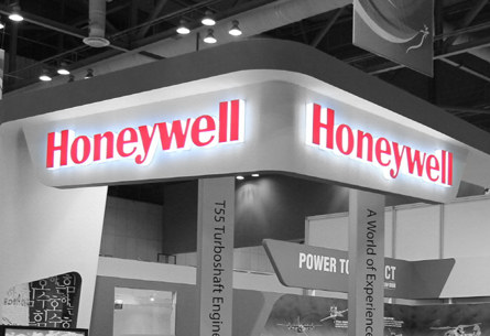 Seoul AIR SHOW Honeywell