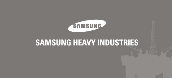 Gastech 2014 SAMSUNG HEAVY INDUSTRIES