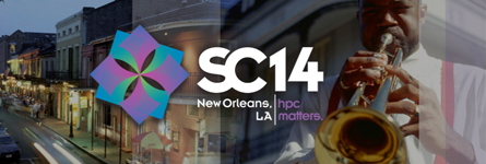 SC14 New orleans NIMS