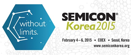 SEMICON KOREA 2015 PMI