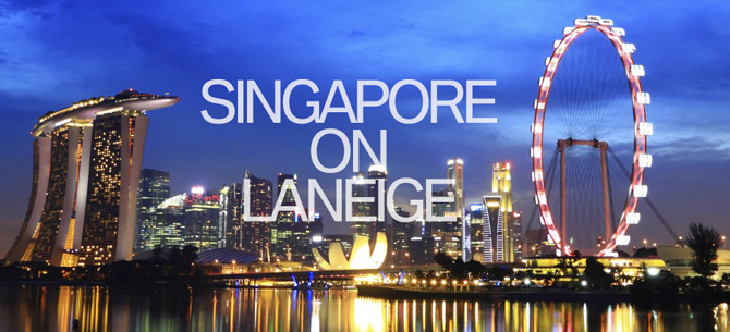 LANEIGE ROAD SHOW SINGAPORE