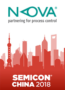 SEMICON CHINA 2018 NOVA