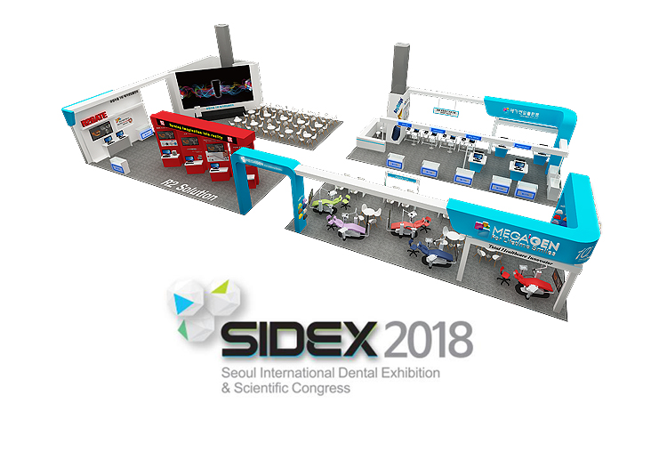 SIDEX 2018 MEGAGEN IMPLANT
