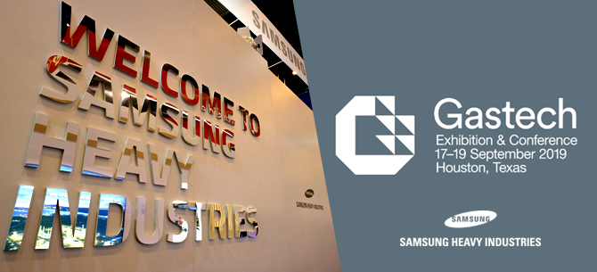 GASTECH 2019 HOUSTON SAMSUNG