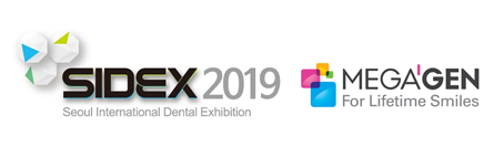 SIDEX 2019 MEGAGEN IMPLANT