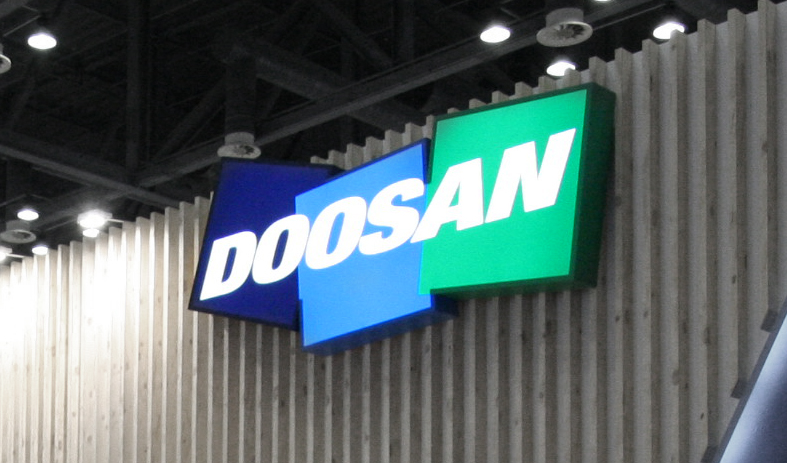 Inter mold 2013 Doosan